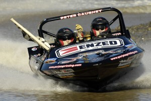 Enzed SuperBoat Championship win